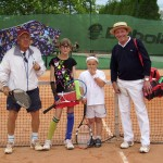 André & Mary & Batiste & Armant