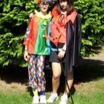 Mary & Marine (Clown & Démon)