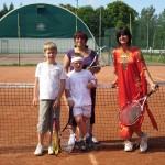 Mathieu & Batiste & Antoinette & Céline